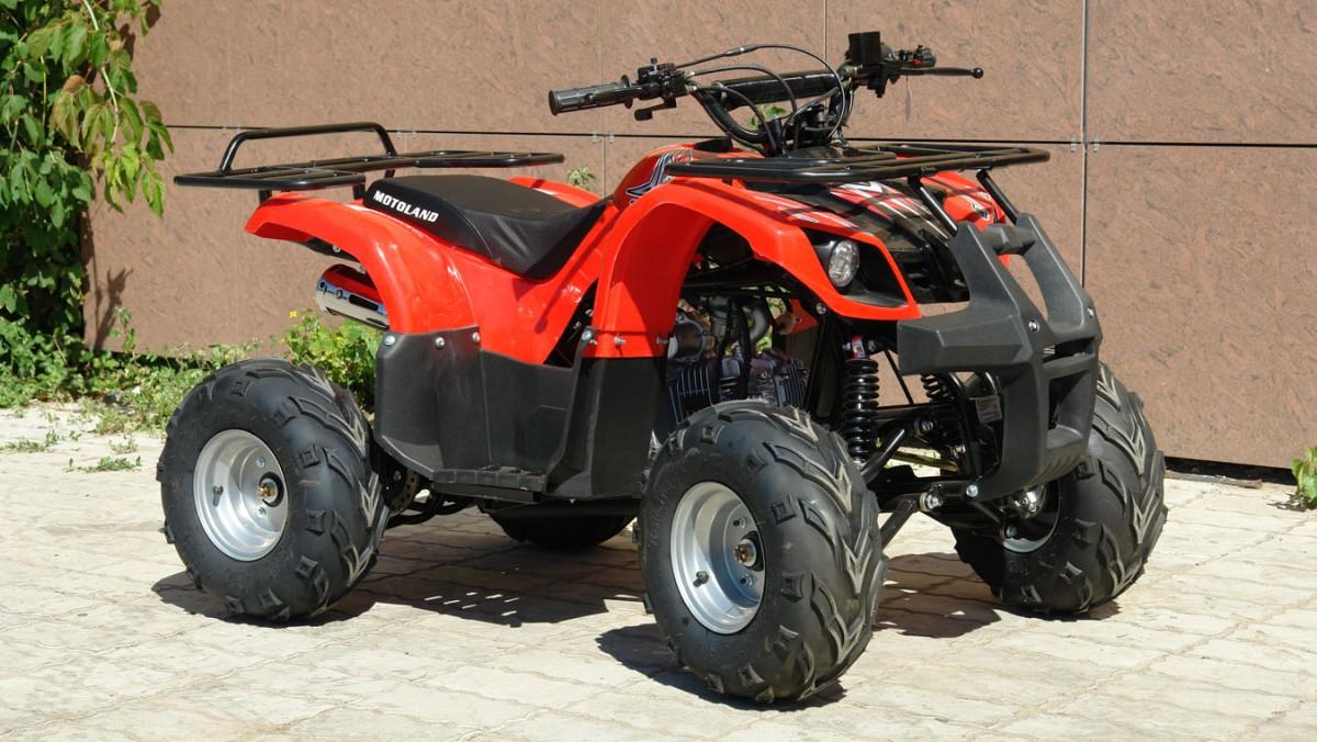 ATV 125U